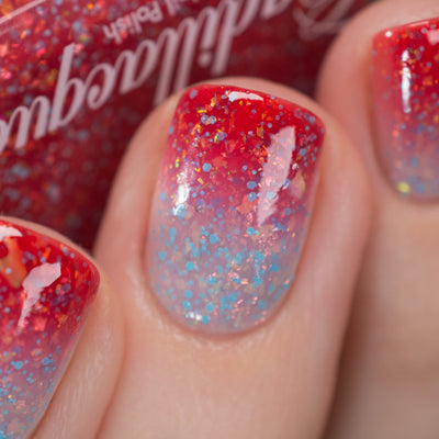 Cadillacquer - Winter 2021 - I Don't Know What To Say (Thermal)