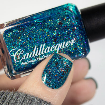 Cadillacquer - In the Depth of Winter - Fly High