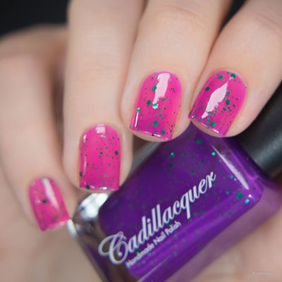 Cadillacquer - Halloween 2019 - Don't Leave Me Alone