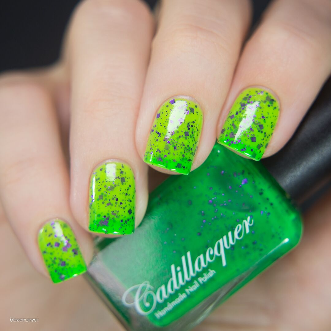 Cadillacquer - Halloween 2019 - Wicked