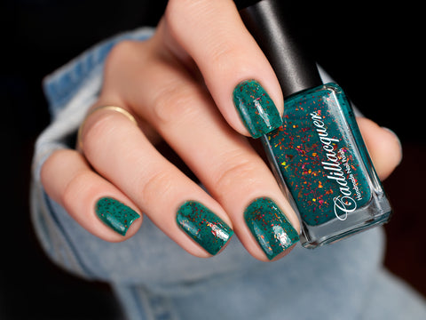 Cadillacquer - All I Need Part 2 - Forest