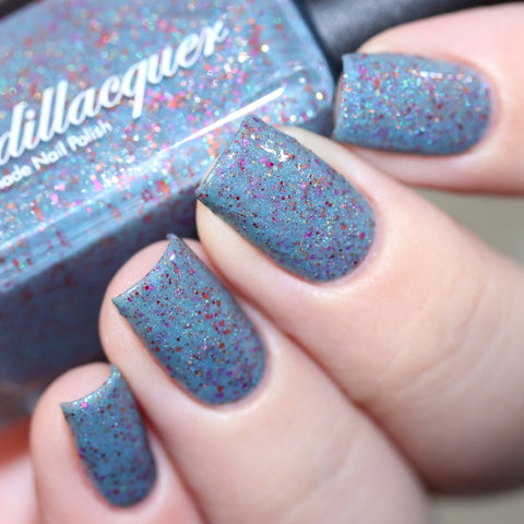 Cadillacquer - The Fan Collection 2018 - From The Ashes