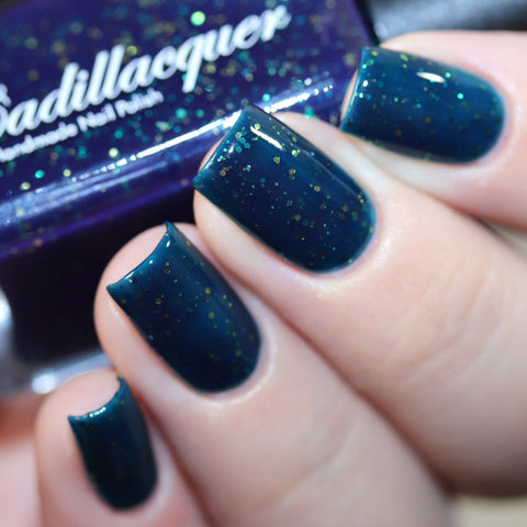 Cadillacquer - The Fan Collection 2018 - Gold Rush