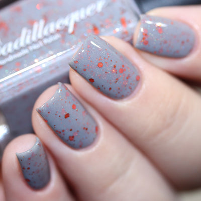 Cadillacquer - The Fan Collection 2018 - White Night