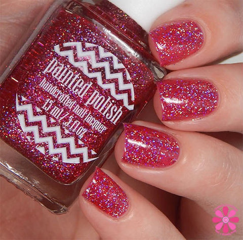 Painted Polish - Frisky in Fuchsia