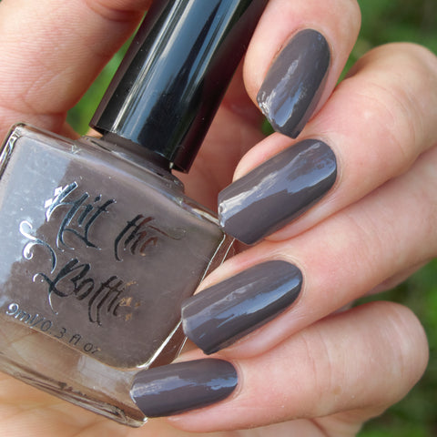 Hit The Bottle stamping polish - From Beyond the Griege (5ml)
