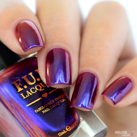 F.U.N Lacquer - Cheers to the Holidays