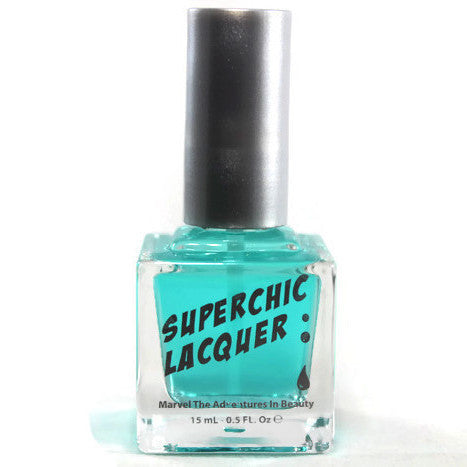 SuperChic Lacquer - G-Force X Burnish Base Coat