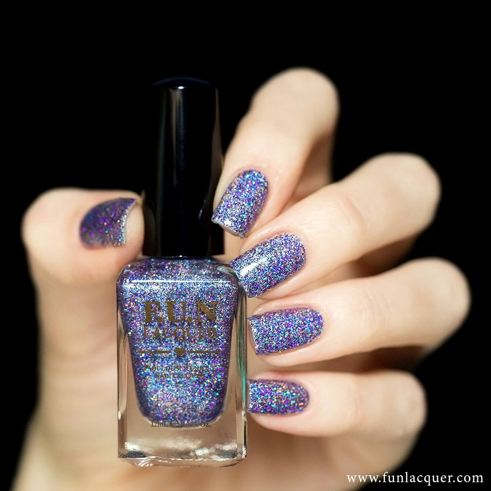 F.U.N Lacquer - Galaxy (H) | Hypnotic Polish