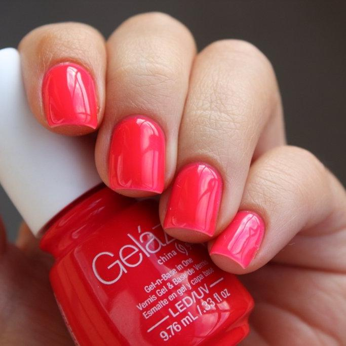 China Glaze - Lacquer & Gel 2 pcs Duo Pack - Rose Among Thorns ...
