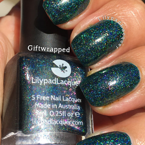 Lilypad Lacquer - Gift Wrapped
