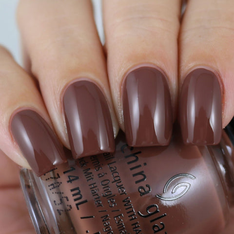 China Glaze - Shades of Nude - Give Me S'more