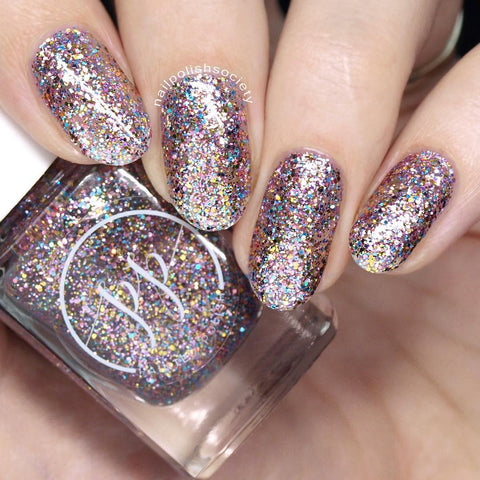 Painted Polish - Glitter Godmother