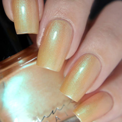 Femme Fatale Cosmetics - Birth of Venus - Golden Wreathed & Beautiful
