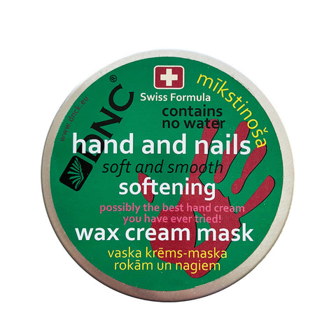 DNC Concentrated Hand Wax Cream Mask, Softening