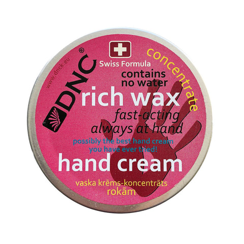 DNC Concentrated Hand Wax Cream