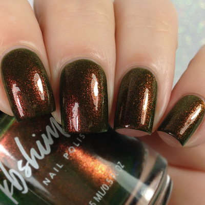 KBShimmer - Having A Gourd Time