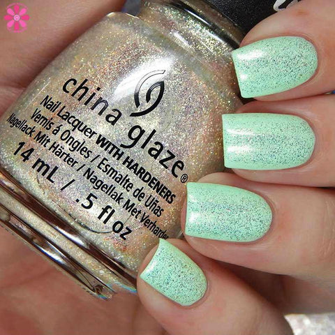 China Glaze - My Little Pony - Hay Girl Hay!