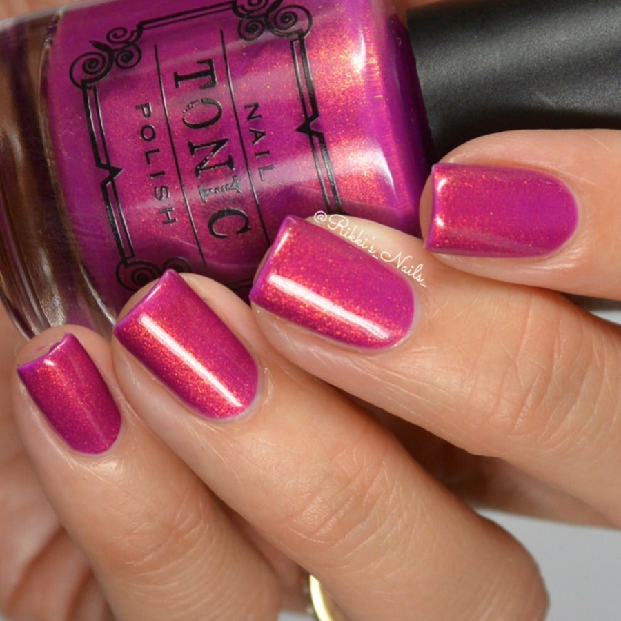 *PRE-SALE* Tonic Polish - Heart Burn