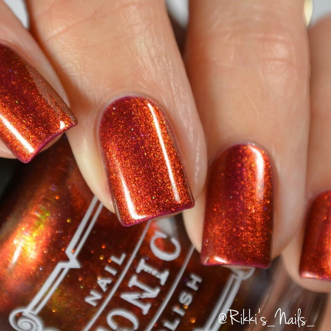 Tonic Polish - Heart On Fire
