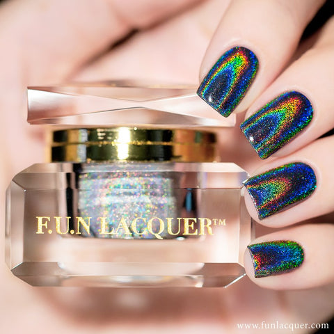 F.U.N Lacquer - Holo President