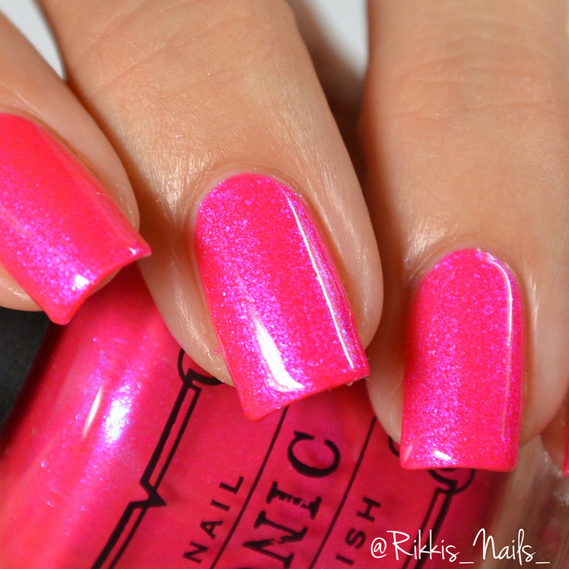 *PRE-SALE* Tonic Polish - Hot to Trot*