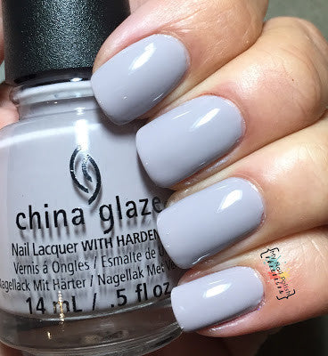 China Glaze - The Great Outdoors - Change Your Altitude