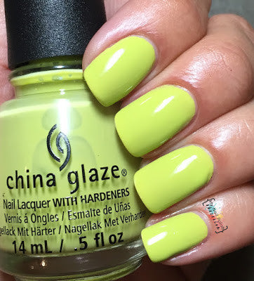 China Glaze - The Great Outdoors - S'more Fun