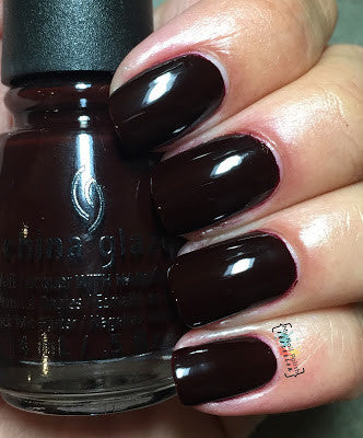 China Glaze - The Great Outdoors - Free Bear Hugs