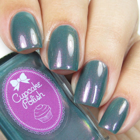 Cupcake Polish - Keeping It Reel