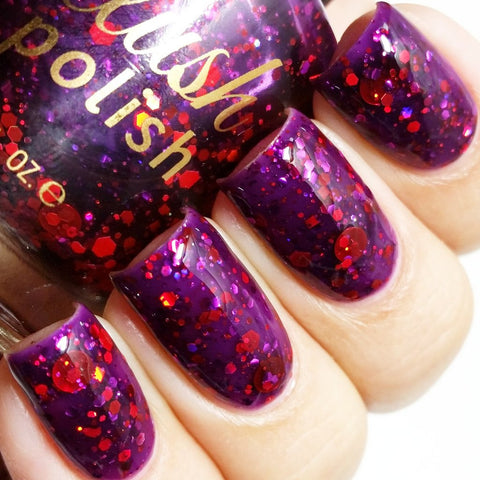 Delush Polish - Queen of No Mercy