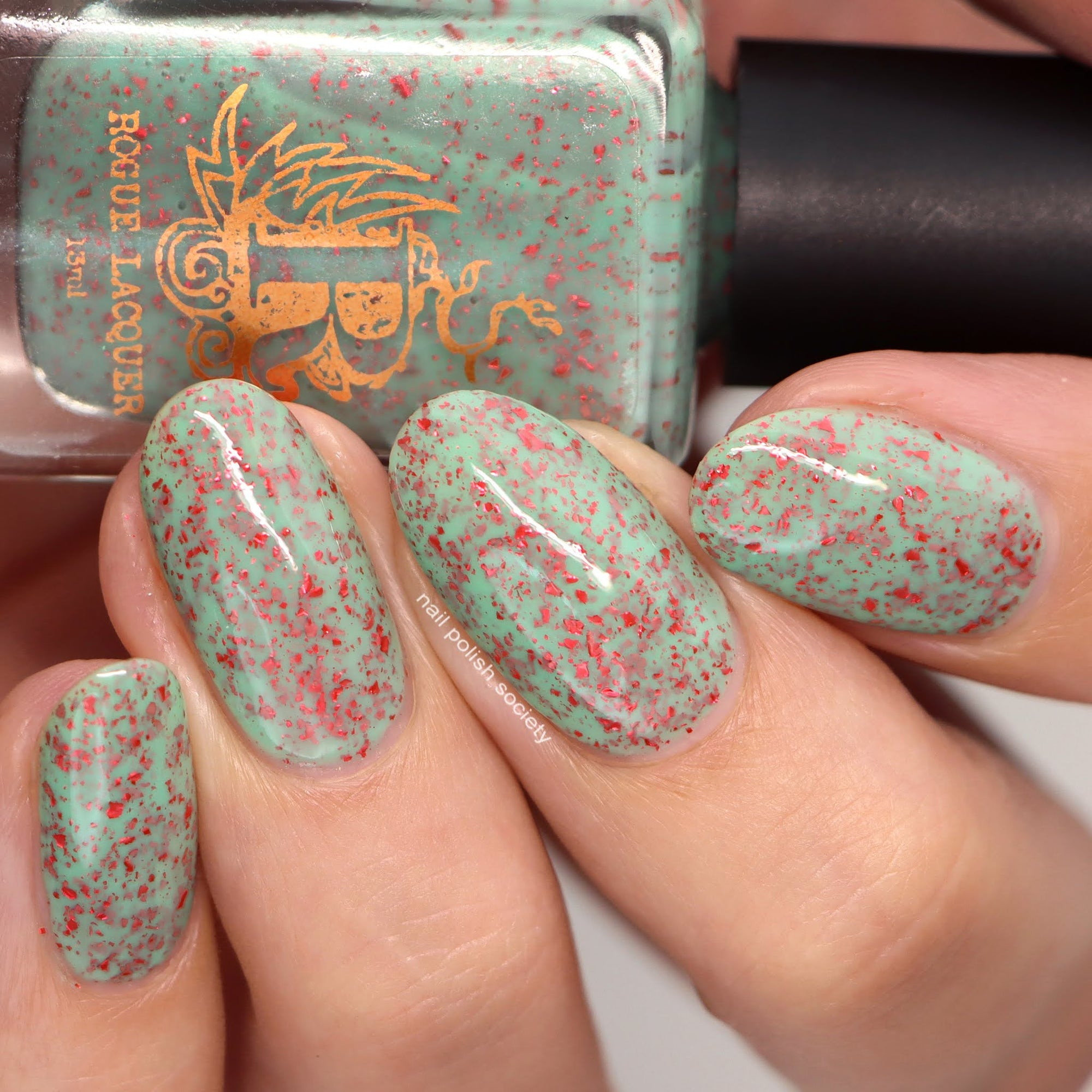 Rogue Lacquer - One in a Melon
