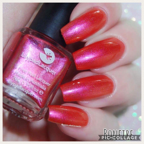 *PRE-ORDER* Lilypad Lacquer - Beautiful Things - Bonfire