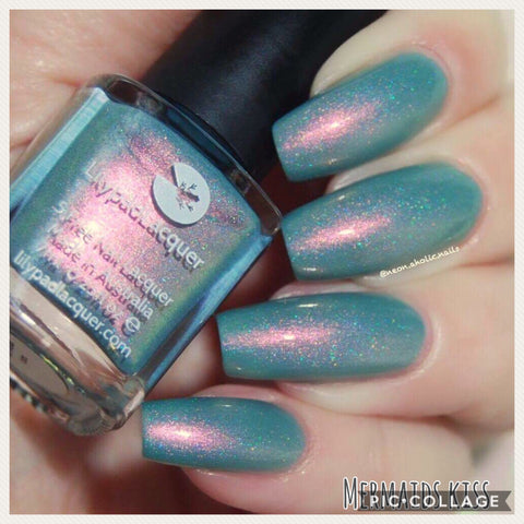 *PRE-ORDER* Lilypad Lacquer - Beautiful Things - Mermaid's Kiss