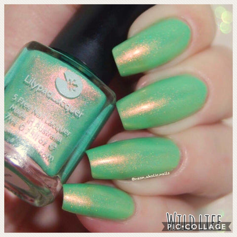 *PRE-ORDER* Lilypad Lacquer - Beautiful Things - Wild Life