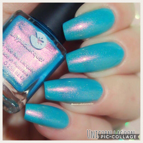 *PRE-ORDER* Lilypad Lacquer - Beautiful Things - Unicorn Lagoon