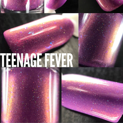 Illyrian Polish - Teenage Fever