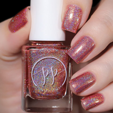 Painted Polish - Rose Gold Romantic