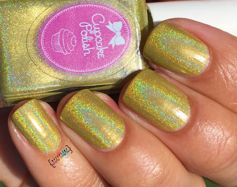 Cupcake Polish - Daisy In Love