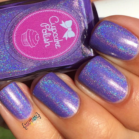 Cupcake Polish - Lilac You Mean It