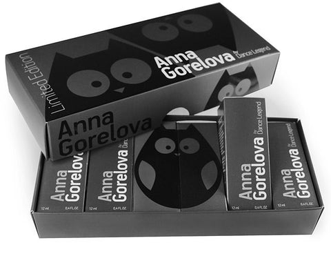 Dance Legend - Anna Gorelova Winter 2016/17 Gift Box Set (LE)