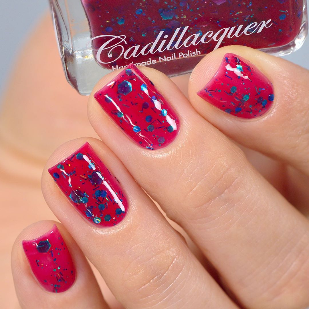 Cadillacquer - Fall 2020 - I'm Here To Safe The World From Evil. Again.