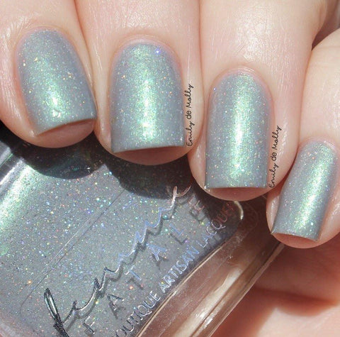 Femme Fatale Cosmetics - Ice-Kissed Grove (Tonic collaboration)