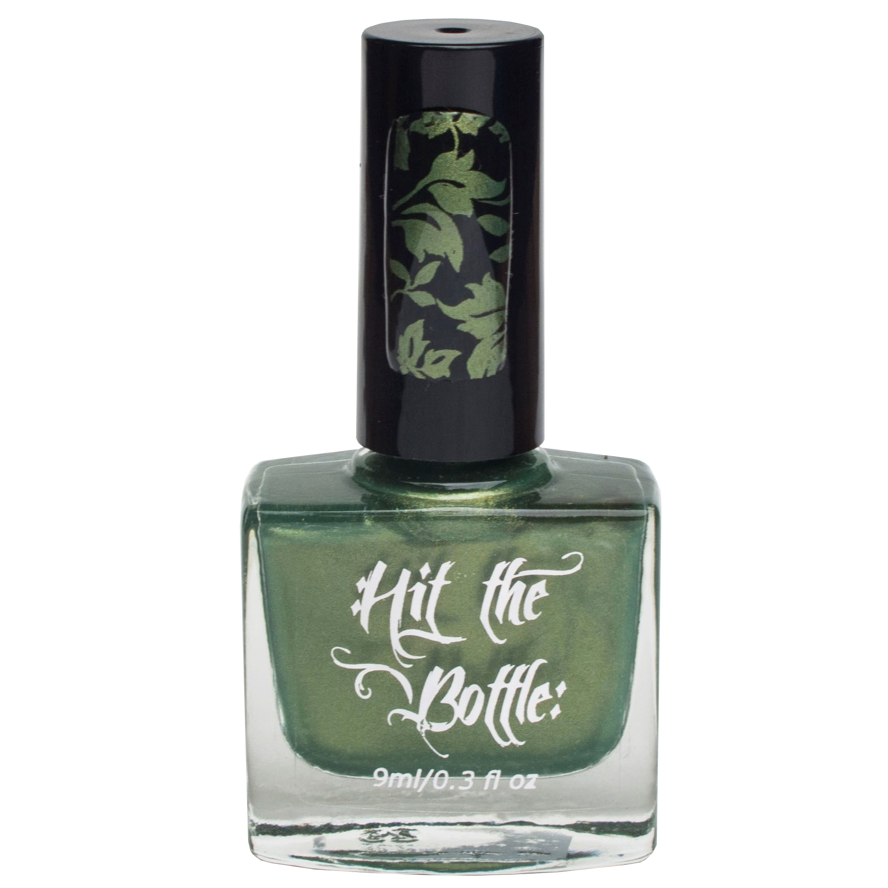Hit The Bottle stamping polish - It Mossed Be Love (9ml)