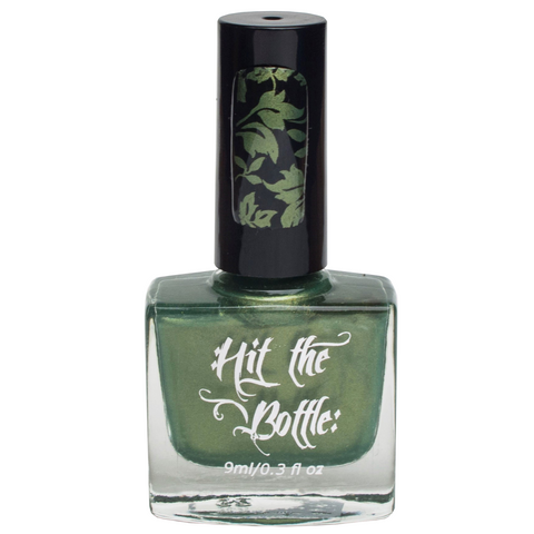 Hit The Bottle stamping polish - It Mossed Be Love (5ml)
