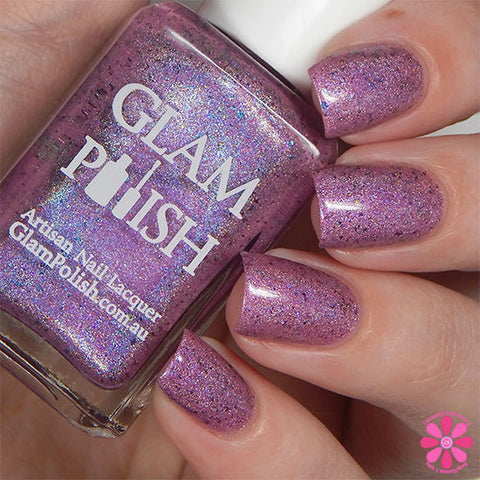 Glam Polish - Think Pink Trio LE - It's a Secret