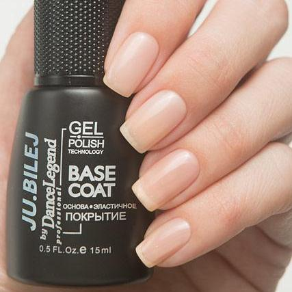 Ju.Bilej by Dance Legend - Nature Base Coat