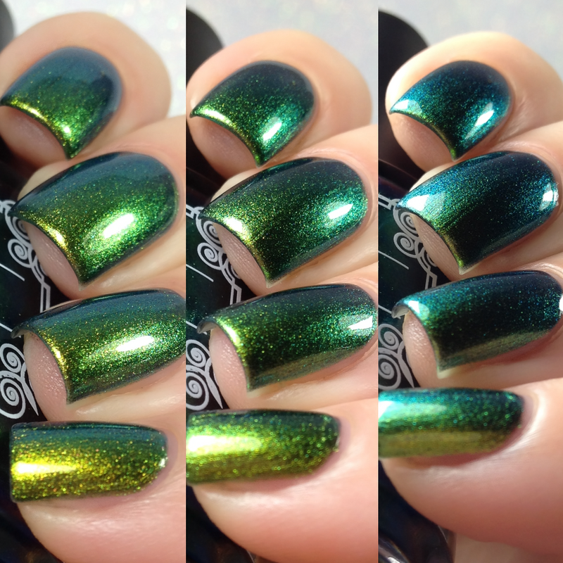 Tonic Polish - Kelpie Parade