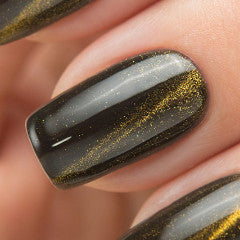 Dance Legend Gel Polish - Magnetic Top Coat - LE 52 Gold