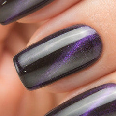 Dance Legend Gel Polish - Magnetic Top Coat - LE 54 Violet
